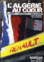 Couverture de L'algérie au coeur ; parcours militants à renault-billancourt