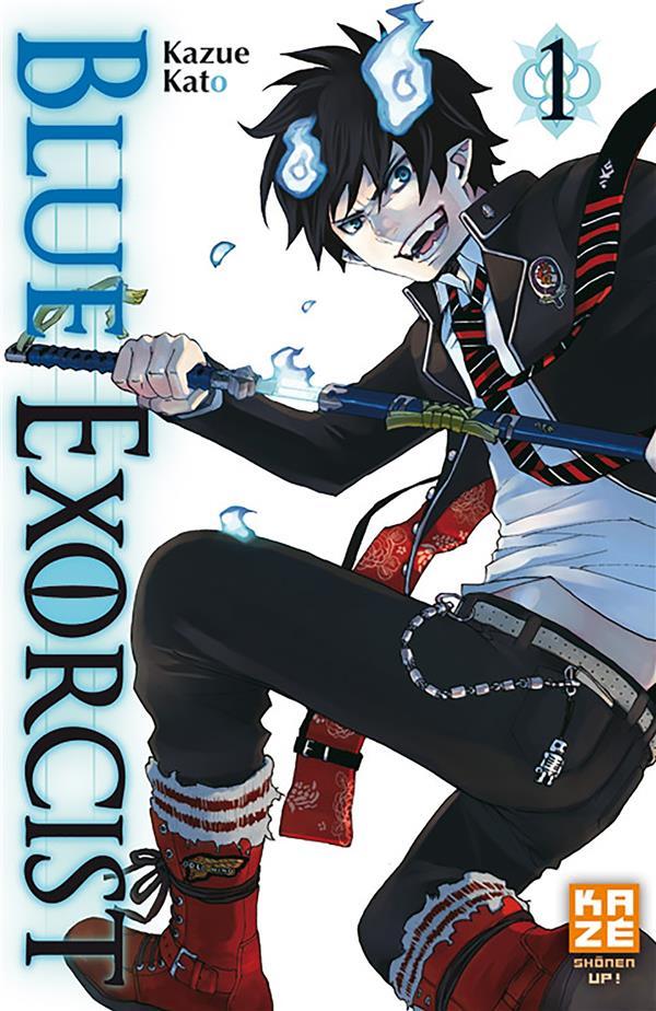 Blue exorcist T.1