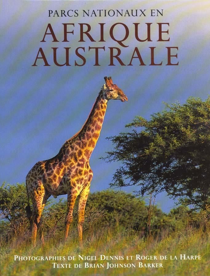 Parcs nationaux en afrique australe