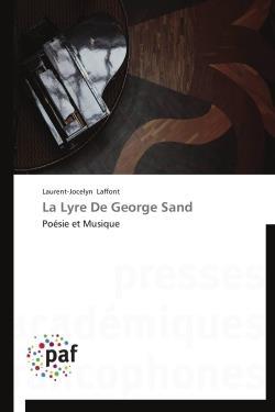 La lyre de George Sand