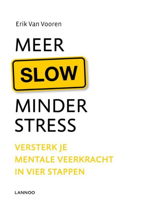 Meer slow minder stress