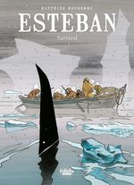 Esteban - Volume 3 - Survival  - Matthieu Bonhomme