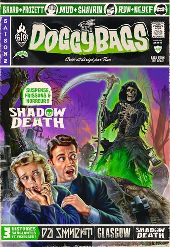 COLLECTIF - DOGGYBAGS T.14  -  SHADOW OF DEATH