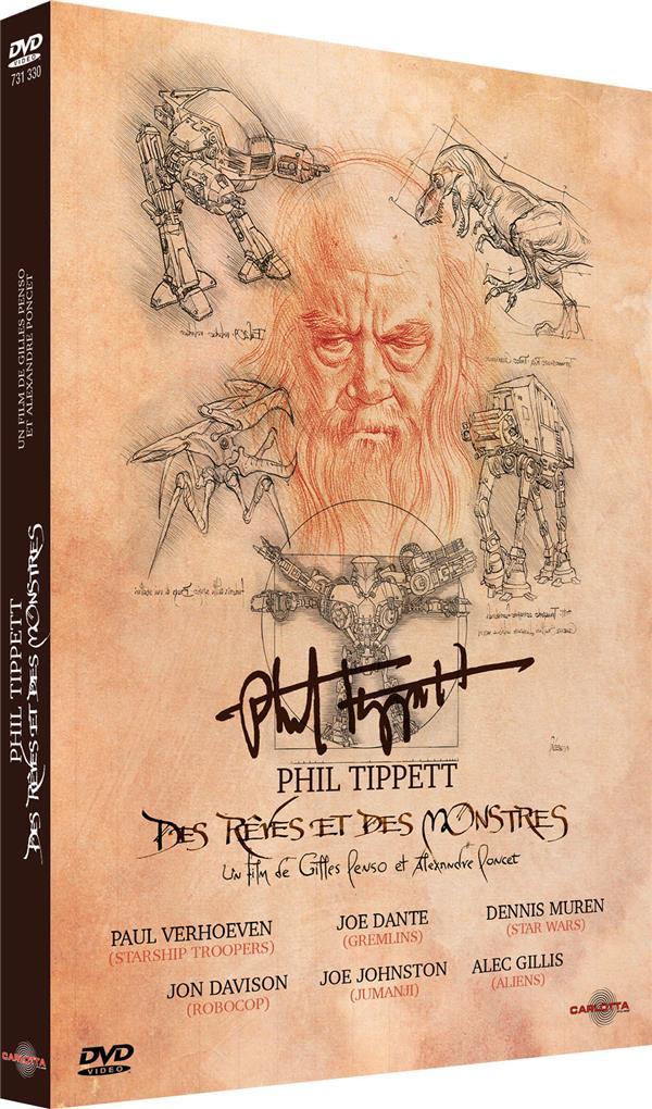 Phil Tippett : Des Rêves et des Monstres