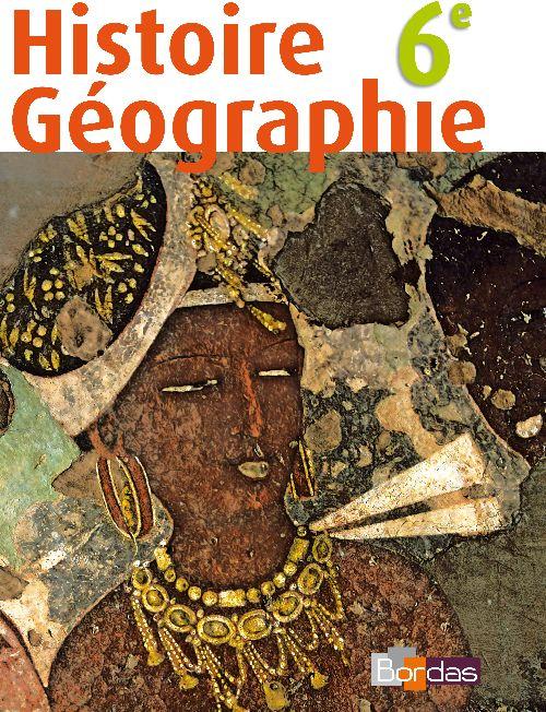 Histoire Geographie 6e Manuel