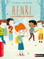 Vente EBooks : H.e.n.r.i a les oreilles qui bougent  - Yves GREVET