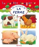 Vente Livre Numérique : Les animaux de la ferme  - Émilie Beaumont - C Hublet