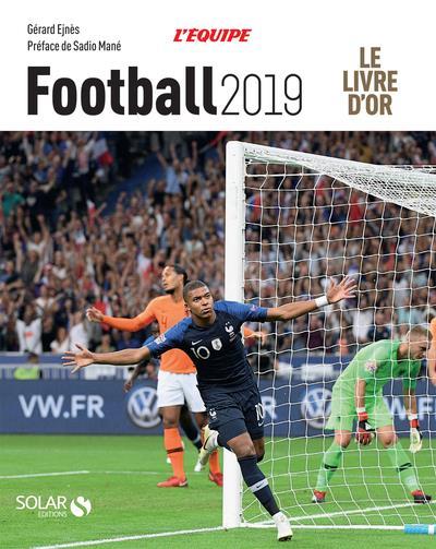 Le livre d'or du football (édition 2019)
