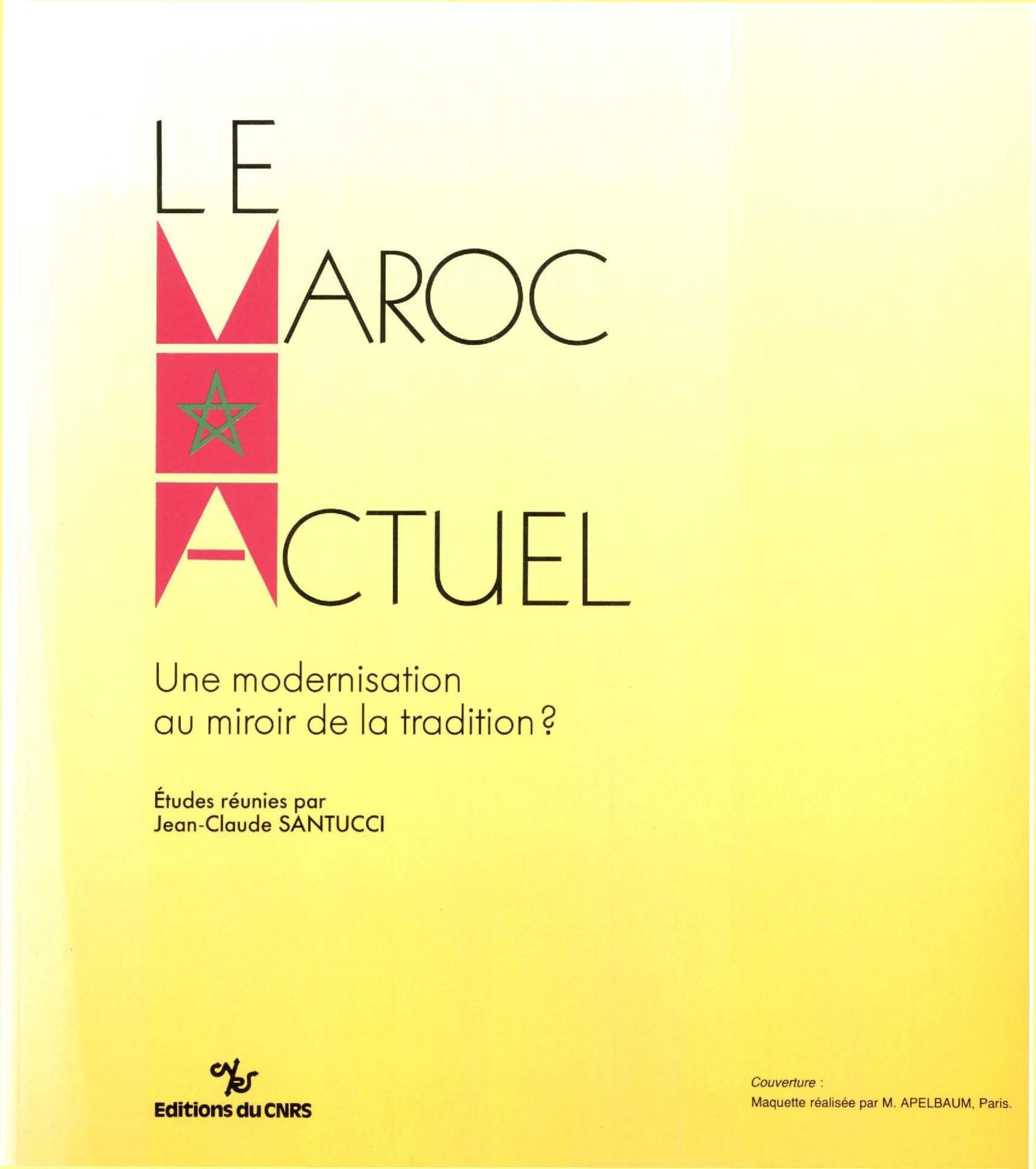 Le maroc actuel
