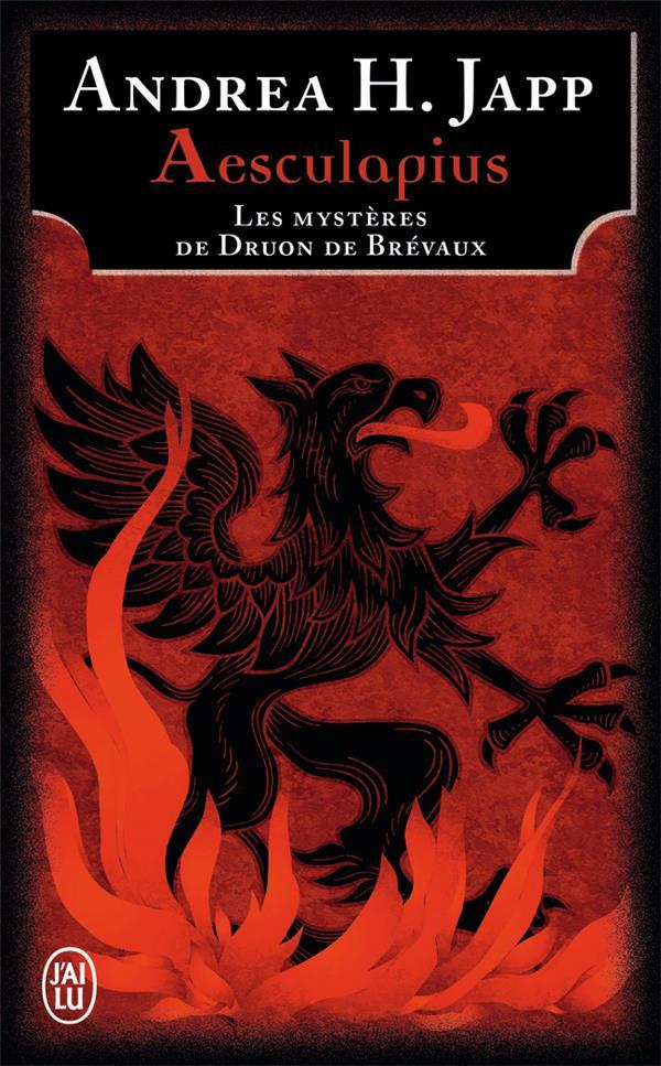 LES MYSTERES DE DRUON DE BREVAUX  -  AESCULAPIUS JAPP, ANDREA H.