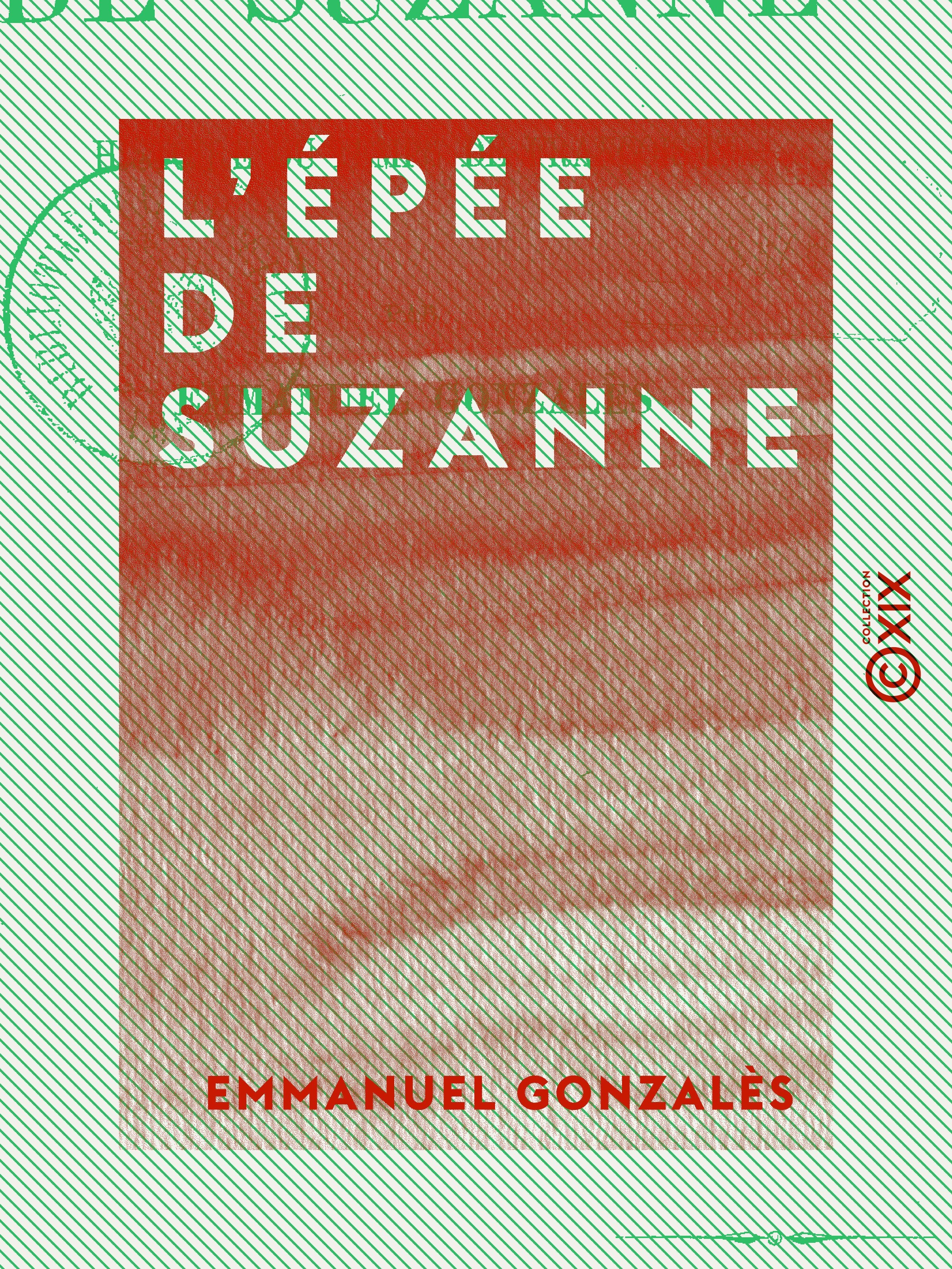 L'Épée de Suzanne - Histoire du temps de François Ier