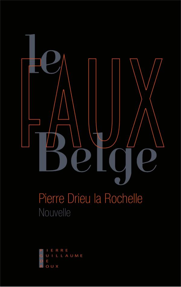 Le faux Belge