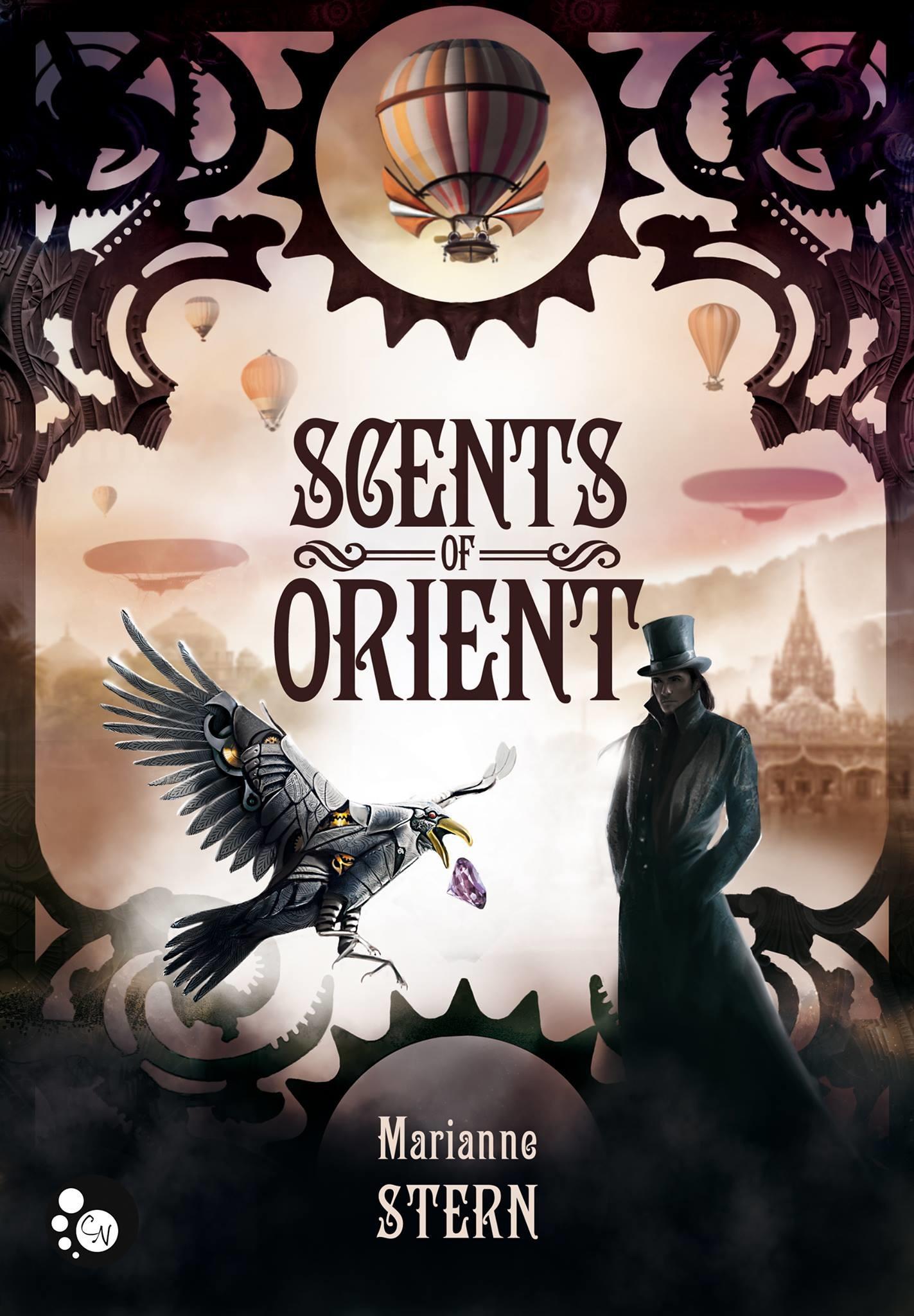 récits du monde mécanique t.2 ; scents of orient
