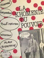 Vente Livre Numérique : La Khomenie du pouvoir  - Jean-Loup Chiflet