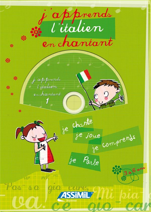 Album Italien Chant. (Ne)
