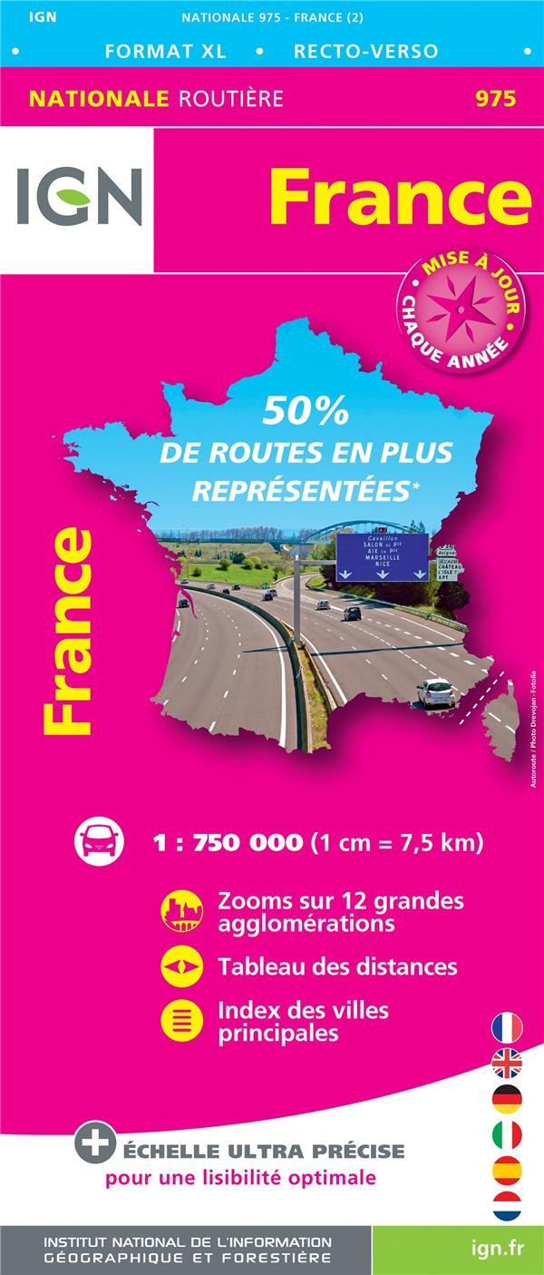 France routière ; XL, recto/verso
