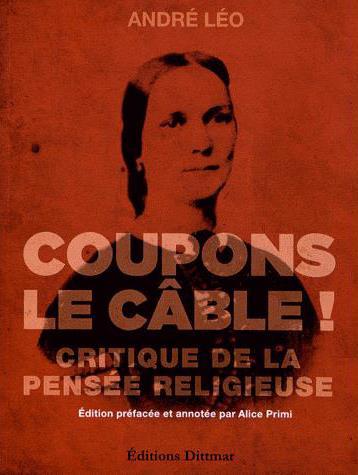 Coupons le cable! critique de la pensee religieuse