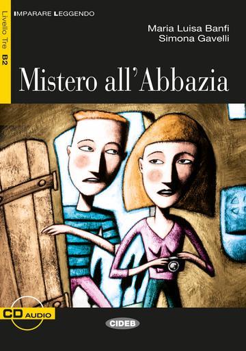 Mistero all'abbazia livre+cd