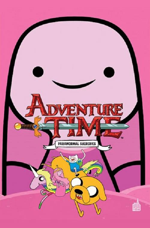 Adventure Time ; Integrale T.3 ; Paranormal Sucreries