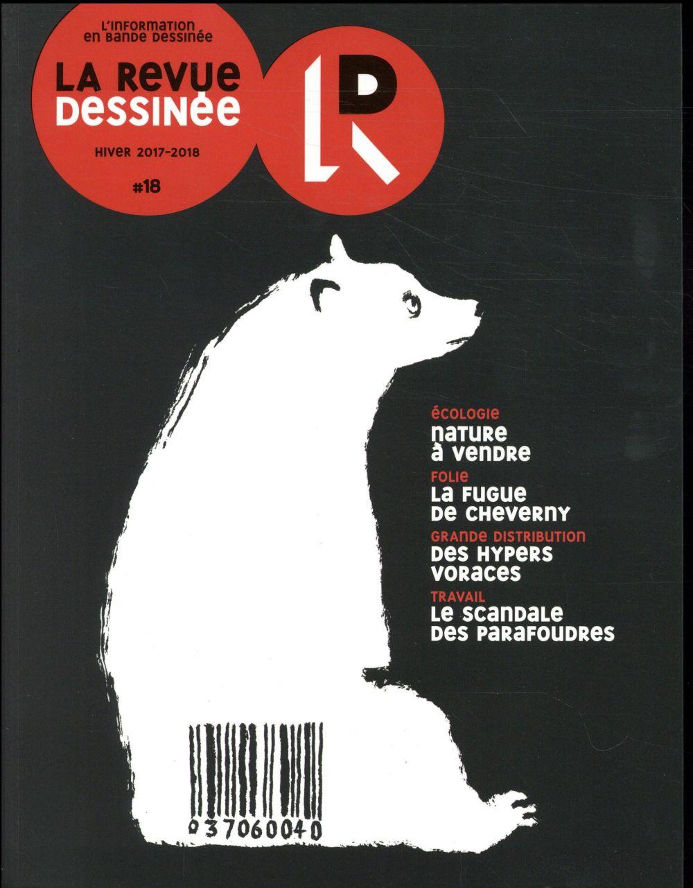 La revue dessinee n.18