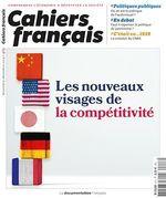 Vente Livre Numérique : Cahiers français : Les nouveaux visages de la compétitivité - n°413  - La Documentation française - Sarah Guillou - Dominique Bougerol - Raphaël Chiappini