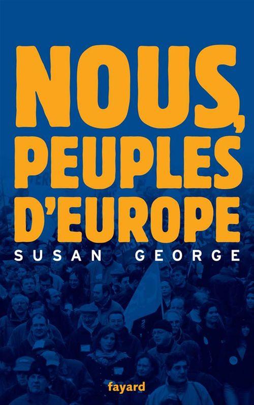 Nous, peuples d'Europe