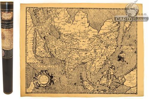 L'Asie 1602