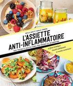 Vente Livre Numérique : L'assiette anti-inflammatoire  - Coralie Ferreira - Sibylle Naud