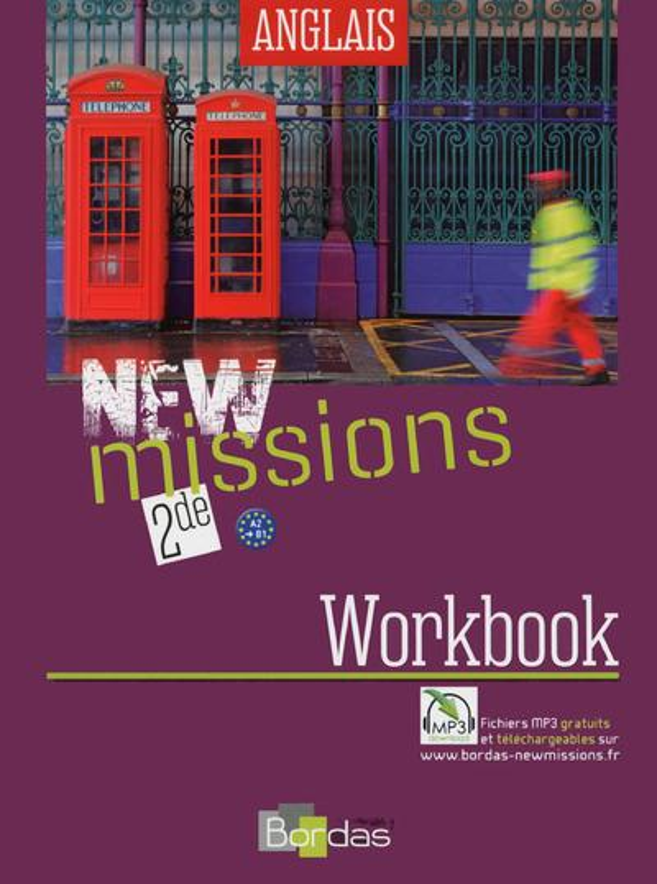 Missions 2de Workbook 2014