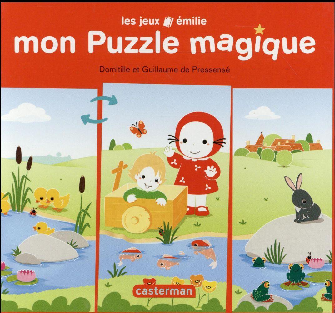 Mon puzzle magique