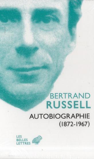 Autobiographie (1872-1967)