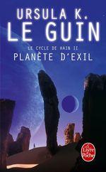 Vente EBooks : Planète d'Exil (Le Cycle de Hain, tome 2)  - Ursula Le Guin