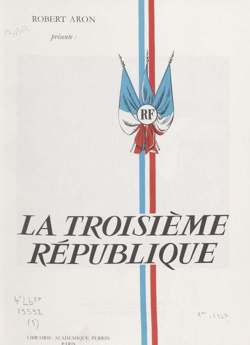 La Troisième République (5)