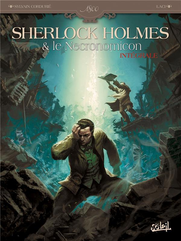 Sherlock Holmes et le necronomicon ; intégrale