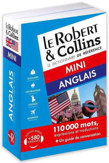 LE ROBERT & COLLINS ; MINI ; dictionnaire anglais