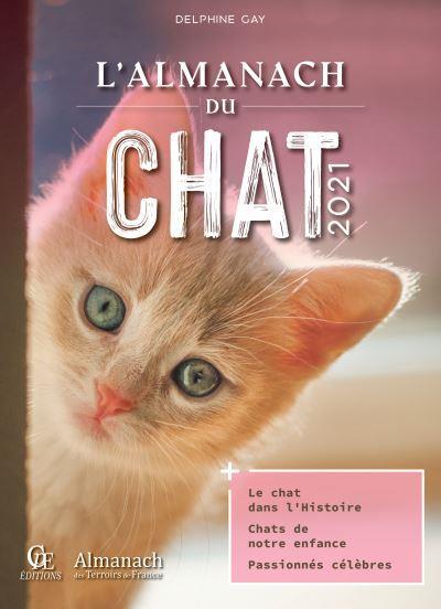 Almanach des chats (édition 2021)