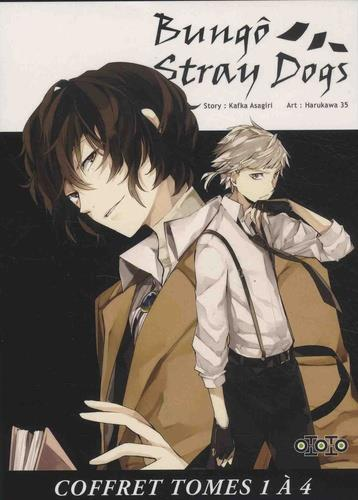 Bungo Stray Dogs ; Coffret T.1 A T.4