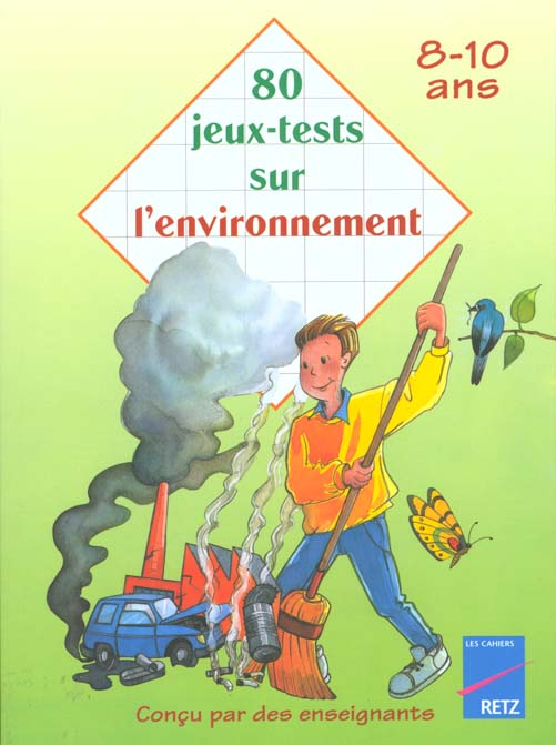 80 jeux tests sur l'environnement