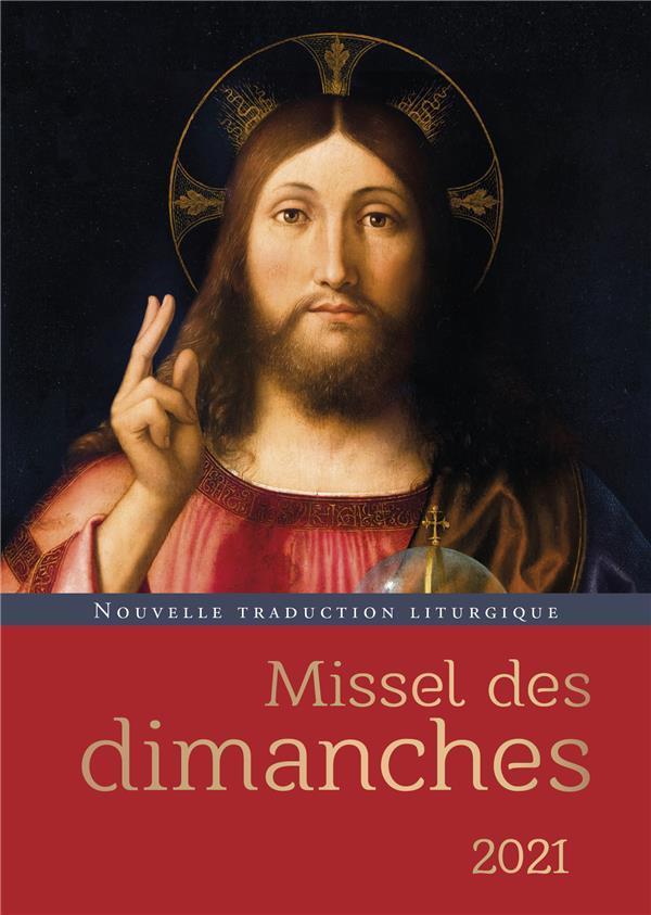 Missel des dimanches (édition 2021)