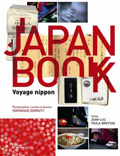 Japan book ; voyage nippon