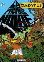 Papyrus [Bande dessinée] [Série] (t.10) : La pyramide noire