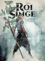 Vente EBooks : Le roi singe T.3 ; la disgrâce de Wukong  - Chaiko