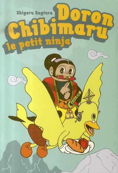 Doron chibimaru, le petit ninja