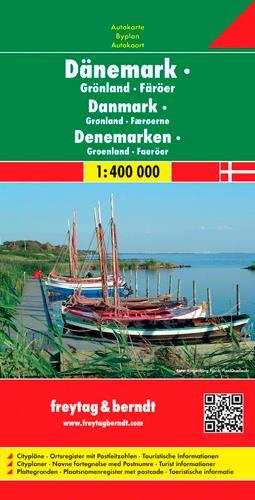 Danemark, Groenland, îles Feroe