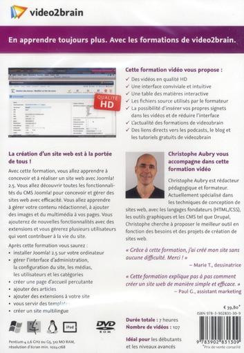 Joomla ! 2.5 ; les fondamentaux