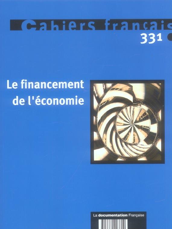 Le Financement De L'Economie N 331