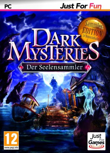 dark mysteries: the soul keeper