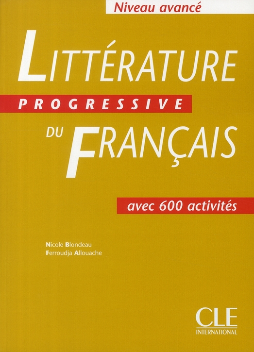 Litterature Progressive Franca
