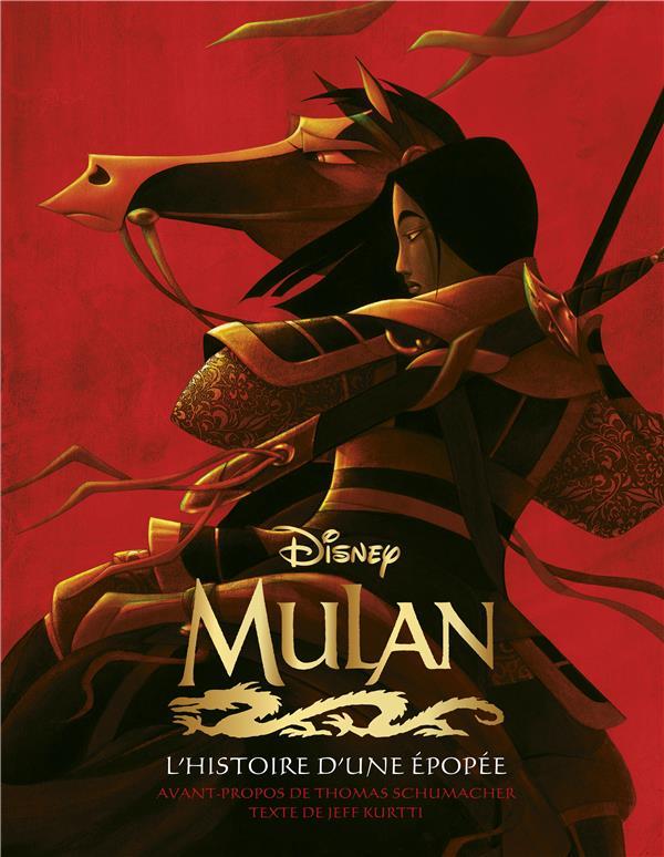 Mulan ; l'histoire d'une épopée