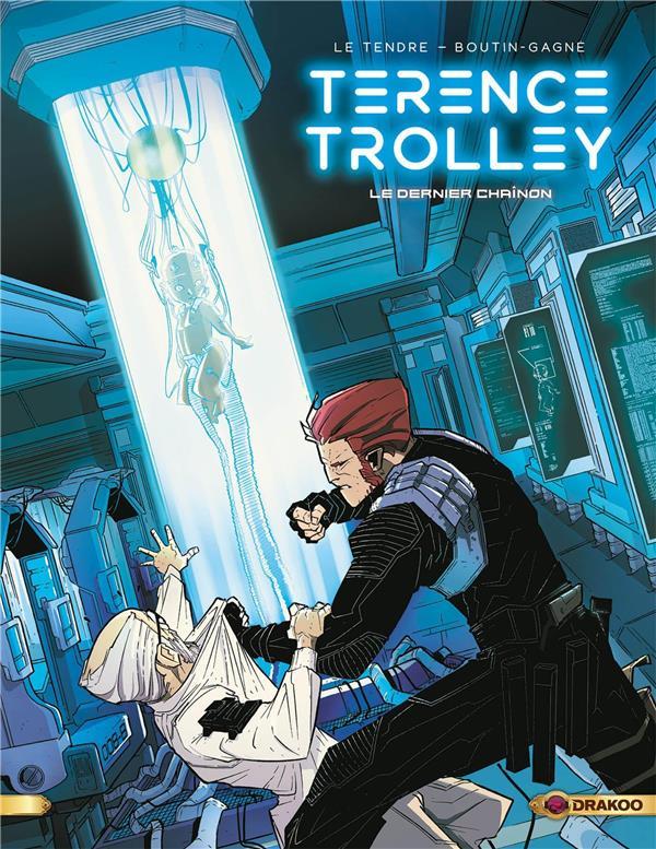 Terence Trolley T.2 ; le dernier chaînon